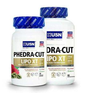 USN Phedra Cut Lipo XT Recensione