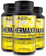 Thermaxin è una pillola dietetica brucia grassi