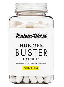 Hunger Buster Capsule Dalla Protein World